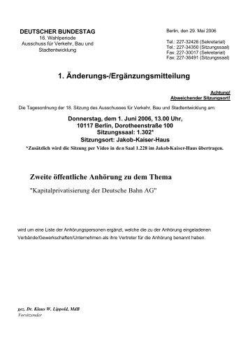 18. TO-1-Ergänzg. - attac Marburg