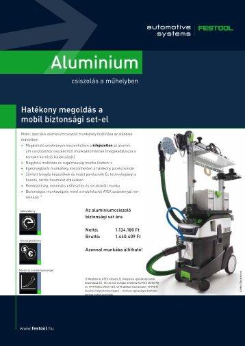 Aluminium - Toplakk Kft.