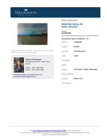 Print - Windermere Real Estate