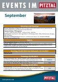 August Freitag, 23.08.2013 - Ferienwohnungen Lechthaler Pitztal - Seite 4