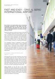 fast and easy - orio al serio international airport - Helvar