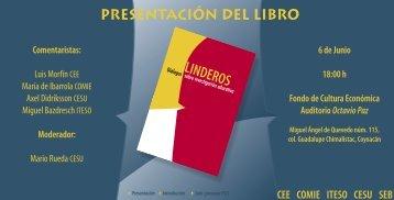 LINDEROS: Diálogos sobre investigación educativa - Centro de ...