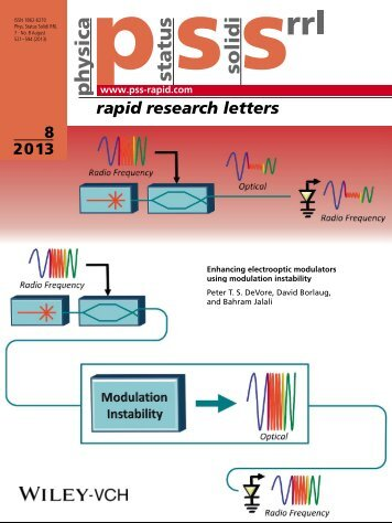rapid research letters - jalali-lab @ ucla