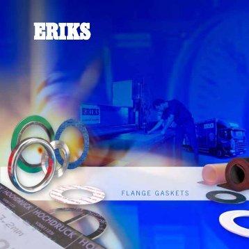 ERIKS - Flangegaskets.info - Flange Gaskets