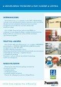 Katalog Wyrobów Technicznych - Passerotti sp. z oo - Page 2