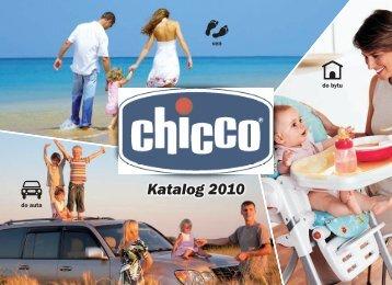 Katalog 2010 - Chicco