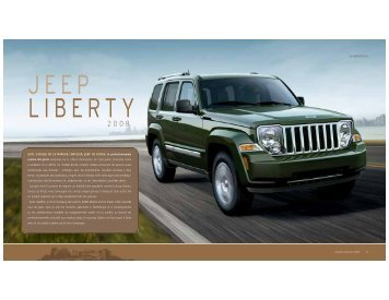 JEEP LIBERTY - Chrysler Canada