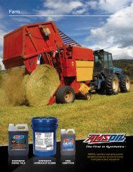 G118 - Synthetic Lubricants for Farm Equipment ... - OilTek Solutions