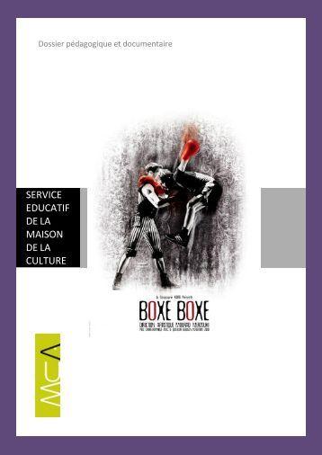 boxe boxe maison de la culture damiens - Boxe De Culture Maison