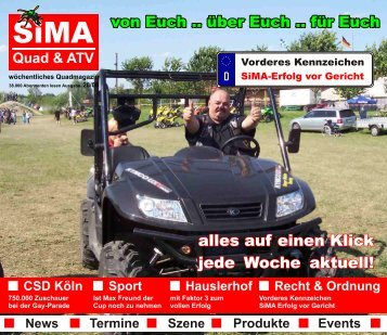 SiMA Quad & ATV - DO-Quad.de