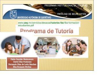 Facultad de Bellas Artes UAQ
