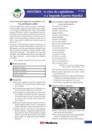 A crise do capitalismo ea Segunda Guerra Mundial - História em ...
