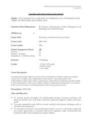 course specification document note: any changes to a csd must go ...