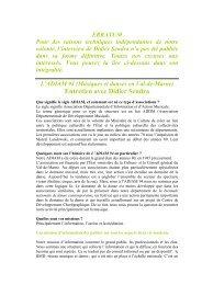 Erratum -interview de Didier Sendra à télécharger ici - Orchestre ...