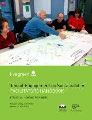 Facilitators Handbook - BC Housing