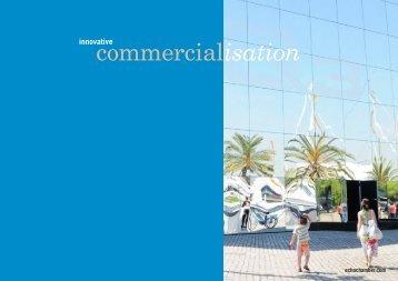 innovative commercialisation - the Echochamber