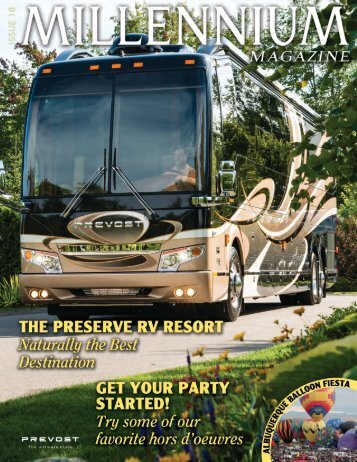 Family Traditions - Prevost-Stuff.com