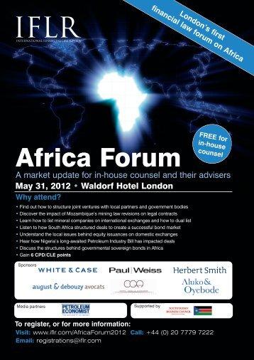 Africa - IFLR.com