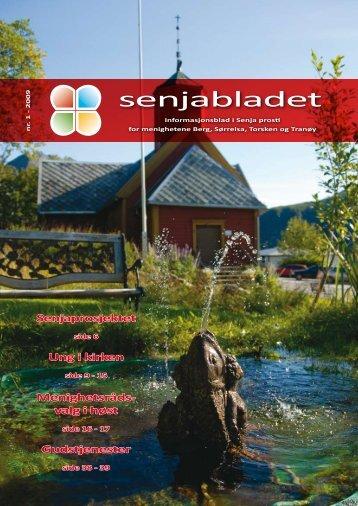 Senjabladet sommer 2009 - Berg kommune