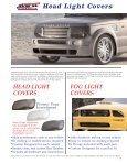 Tail Light Covers - Xenon - Page 7
