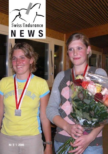 Nr. 5   2006 - bei swissendurance.ch!
