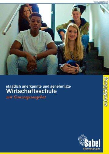 Sabel Wirtschaftsschule München