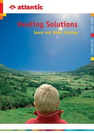Characteristics - Electric Heating Solutions