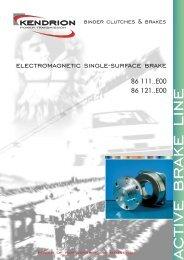 catalog active brake line - Magnet Service Binder