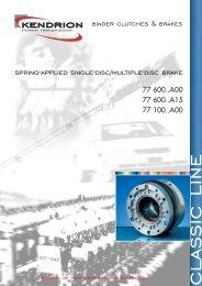 CLASSIC line E - Magnet Service Binder