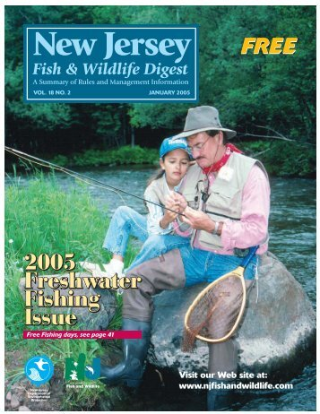 Complete 2005 Freshwater Fishing Issue of the Fish and Wildlife ...
