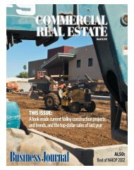 THIS ISSUE: A look inside current Valley construction projects and ...