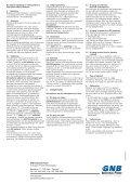 Manual (DK) - Gnb-nordic.com - Page 2