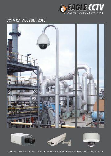 CCTV CATALOGUE . 2010 . - EAGLE Technology