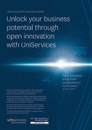 Unlock your business potential through open ... - UniServices