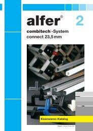 Eisenwaren-Katalog · Kapitel 2 - alfer® Online-Katalog