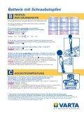 Tabelle f r PDF - VARTA Automotive PartnerNet - Seite 2