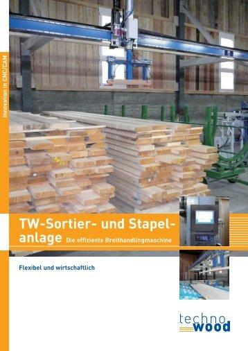 TW-Sorter - Technowood