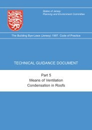 Download 1997 technical guidance document 5 - States of Jersey