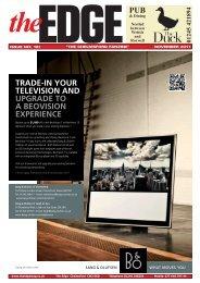 Read November's The Edge as a PDF - The Edge Magazine