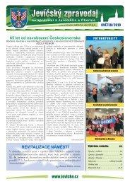 Program akcí města Jevíčka - Jevíčko