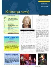 Newsletter Issue 6