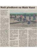 Skupina mladých archeologů odkrývá žárové pohřebiště - Jevíčko - Page 2