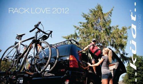 RACK LOVE 2012 - Kuat Racks