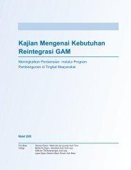 Kajian Mengenai kebutuhan integrasi GAM.pdf - psflibrary.org