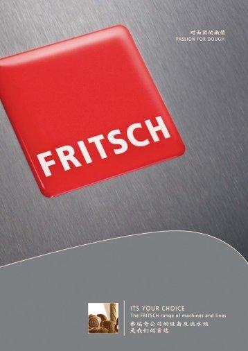 Fritsch General Brochure - greatkhan