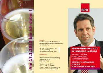 Einladung und Programm - Bernd Lange