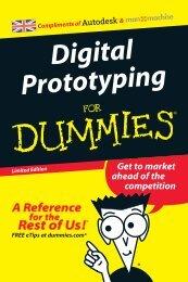 Digital Prototyping for Dummies (PDF 499 Kb) - Cadspec