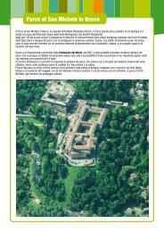 La scheda del Parco di San Michele in Bosco - Urban Center