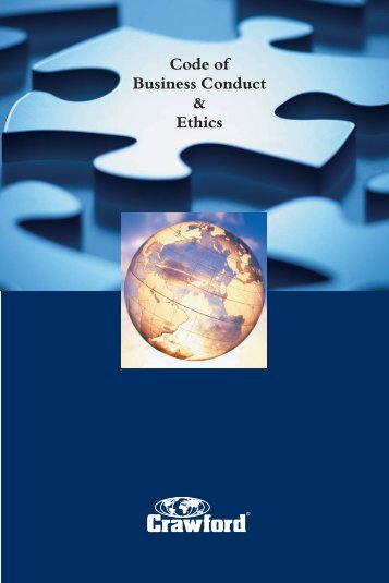 Code of Business Conduct & Ethics - Crawford & Company