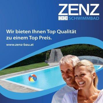 Wir bieten Ihnen Top Qualität zu einem Top Preis. - Zenz Bau